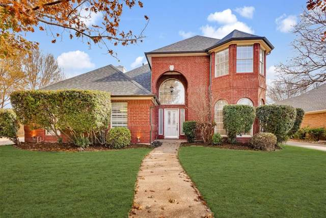 5411 Sapphire Court, Arlington, TX 76017 (MLS #14237288) :: The Rhodes Team