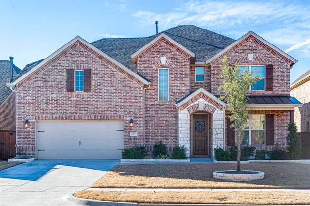 1401 Grapevine Cove, Mckinney, TX 75071 (MLS #14237307) :: RE/MAX Town & Country
