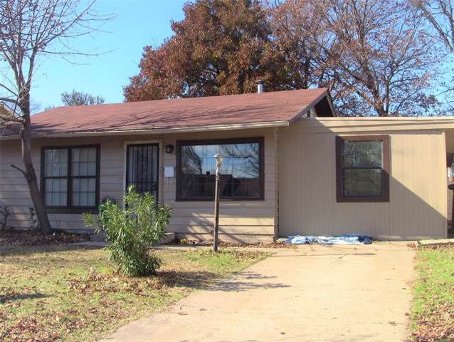3708 Willing Avenue, Fort Worth, TX 76110 (MLS #14237333) :: North Texas Team | RE/MAX Lifestyle Property