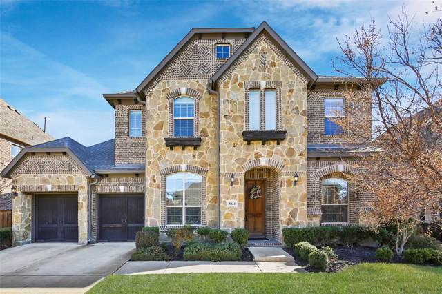 8424 Kara Creek Road, Frisco, TX 75036 (MLS #14237373) :: The Chad Smith Team