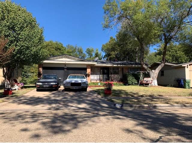 4525 Cornell Drive, Garland, TX 75042 (MLS #14237376) :: The Kimberly Davis Group