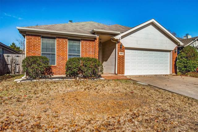 3525 Cattlebaron Drive, Fort Worth, TX 76262 (MLS #14237391) :: The Good Home Team