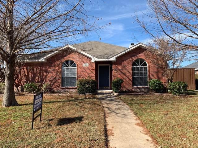 7505 Airline Drive, Rowlett, TX 75089 (MLS #14237407) :: Robbins Real Estate Group