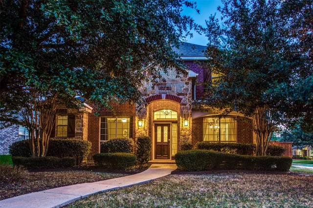 4625 Kingsway Lane, Mckinney, TX 75070 (MLS #14237410) :: Baldree Home Team