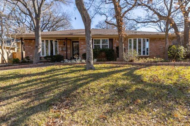 2217 Ridgedale Drive, Arlington, TX 76013 (MLS #14237422) :: Robbins Real Estate Group