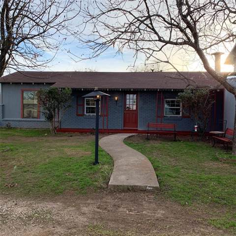 119 County Road 1418 A, Morgan, TX 76671 (MLS #14237423) :: All Cities Realty