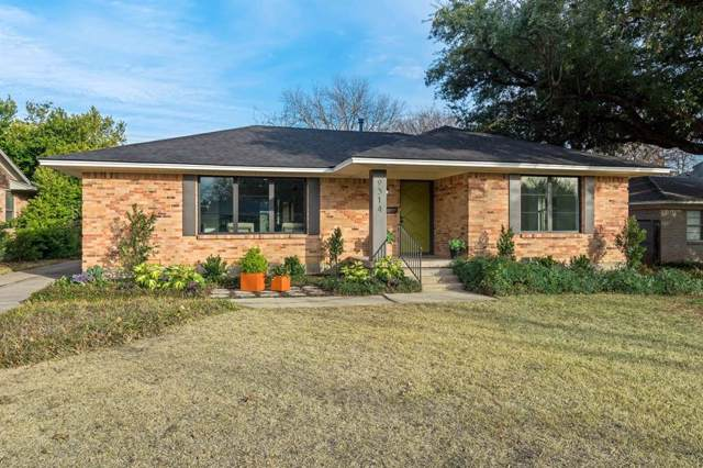 9314 Larchwood Drive, Dallas, TX 75238 (MLS #14237425) :: Team Tiller