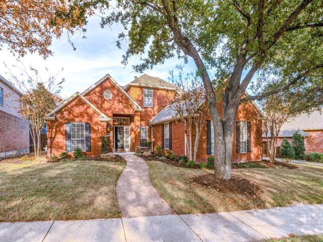4902 Pecan Hill Road, Mckinney, TX 75072 (MLS #14237426) :: Baldree Home Team