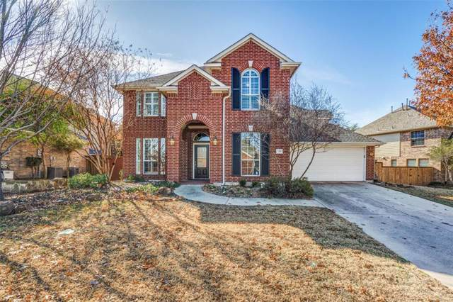 7309 Royal Glen Trail, Mckinney, TX 75072 (MLS #14237433) :: Caine Premier Properties