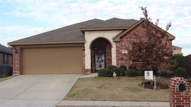 401 Hoover Avenue, Lavon, TX 75166 (MLS #14237435) :: The Mitchell Group