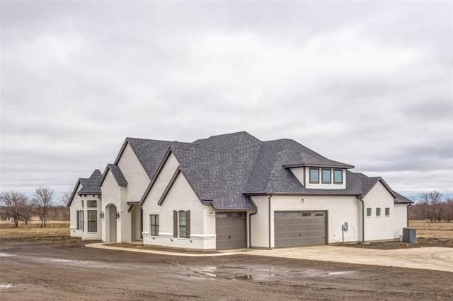 3144 George Owens Road, Ponder, TX 76259 (MLS #14237436) :: Tenesha Lusk Realty Group