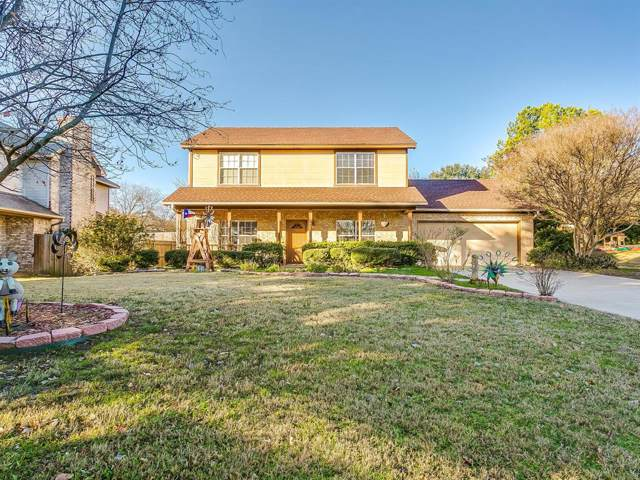 1113 W Lake Drive, Weatherford, TX 76087 (MLS #14237444) :: The Kimberly Davis Group
