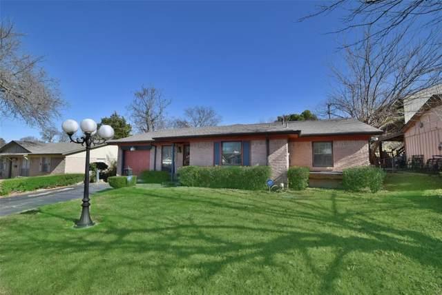 1254 Hidden Valley Drive, Dallas, TX 75241 (MLS #14237460) :: Caine Premier Properties