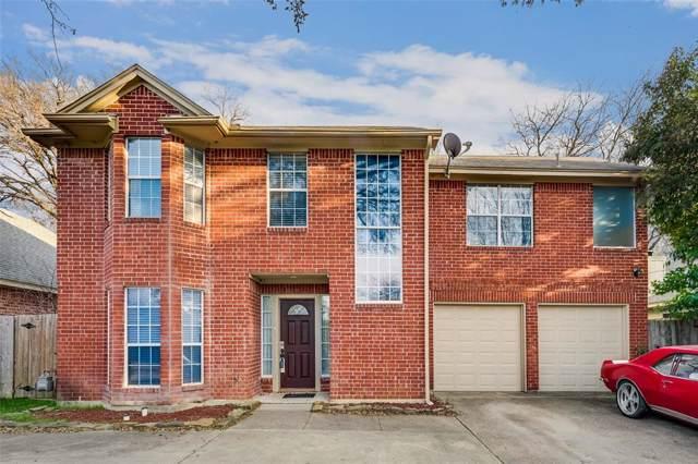 1418 Lakecrest Street, Grand Prairie, TX 75051 (MLS #14237465) :: RE/MAX Town & Country