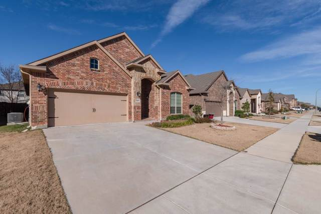 12837 Palancar Dr., Fort Worth, TX 76244 (MLS #14237468) :: The Kimberly Davis Group
