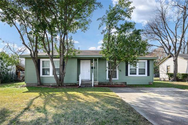 1243 Casa Vale Drive, Dallas, TX 75218 (MLS #14237476) :: The Good Home Team