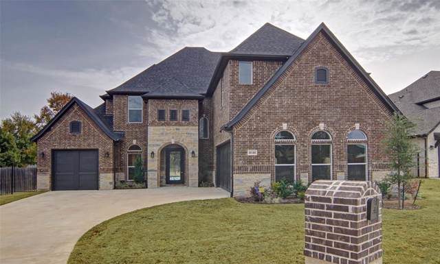 1616 Country Club Drive, Mansfield, TX 76063 (MLS #14237479) :: All Cities Realty