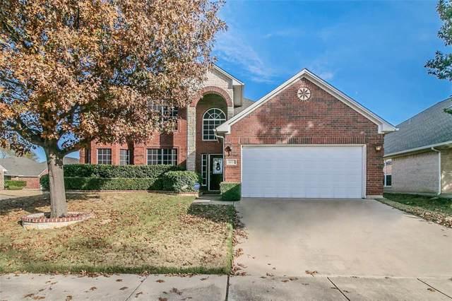 4676 Vespesian Lane, Grand Prairie, TX 75052 (MLS #14237483) :: Maegan Brest   Keller Williams Realty