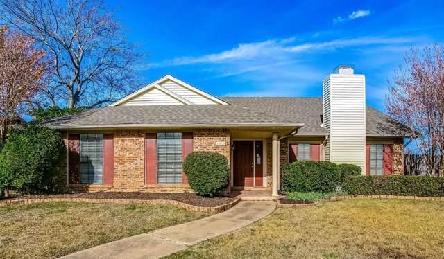 2804 Hamlett Lane, Flower Mound, TX 75028 (MLS #14237486) :: Dwell Residential Realty