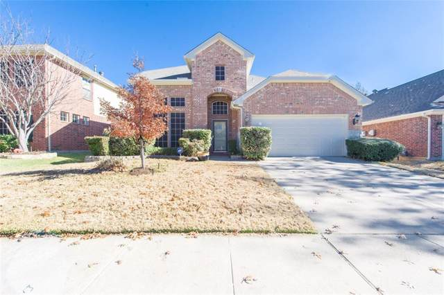 3512 Newcomer Lane, Flower Mound, TX 75022 (MLS #14237488) :: The Good Home Team