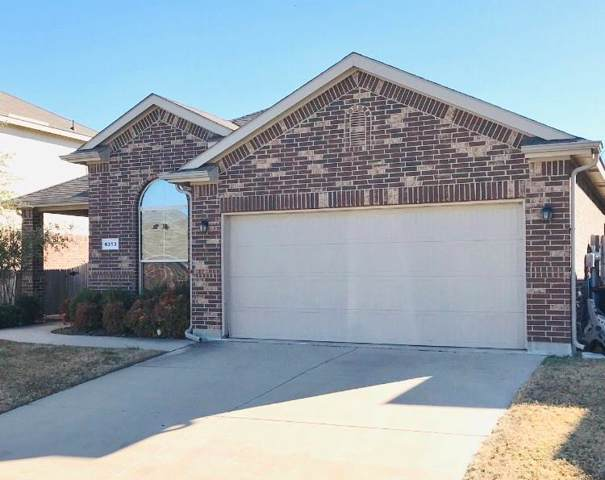 6313 Bush Buck Run, Fort Worth, TX 76179 (MLS #14237495) :: Tenesha Lusk Realty Group
