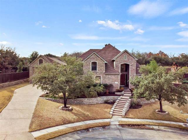 2809 Woodlake Court, Highland Village, TX 75077 (MLS #14237507) :: Dwell Residential Realty