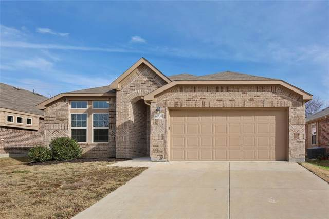 4904 Lemon Grove Drive, Fort Worth, TX 76135 (MLS #14237514) :: All Cities Realty