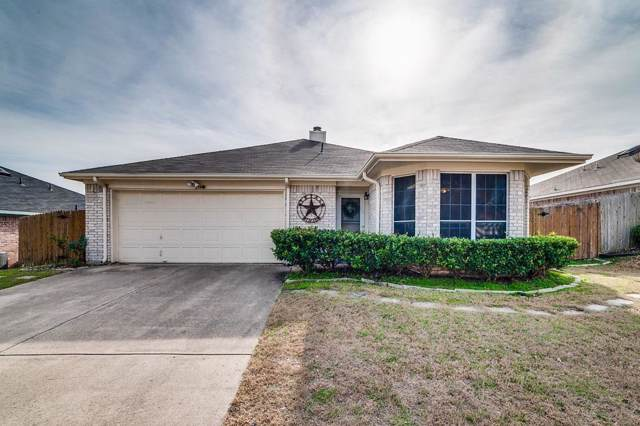 214 Hollywood Drive, Glenn Heights, TX 75154 (MLS #14237516) :: Tenesha Lusk Realty Group