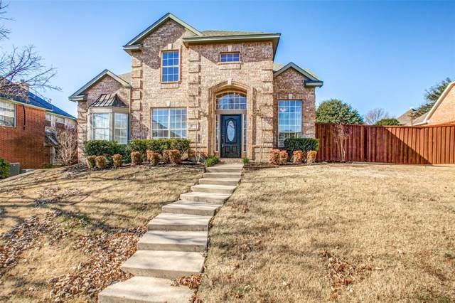 2605 Cascade Court, Rowlett, TX 75088 (MLS #14237523) :: Robbins Real Estate Group