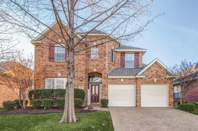 5401 Hollow Knoll Drive, Mckinney, TX 75071 (MLS #14237537) :: Van Poole Properties Group