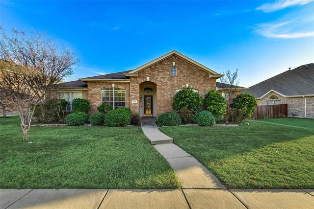 620 Azalea Drive, Glenn Heights, TX 75154 (MLS #14237538) :: NewHomePrograms.com LLC