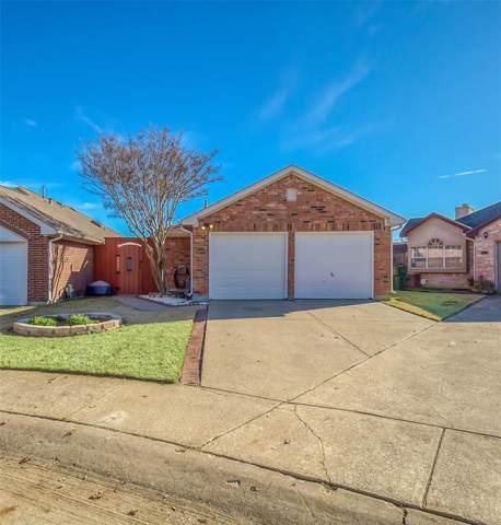 5210 Waltham Court, Garland, TX 75043 (MLS #14237540) :: Van Poole Properties Group