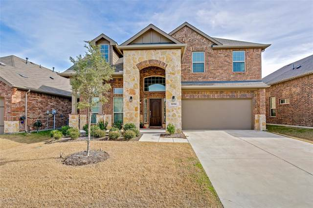 3721 Tunstall Drive, Frisco, TX 75036 (MLS #14237565) :: Robbins Real Estate Group