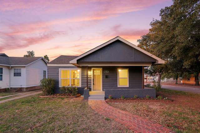 1903 Melbourne Avenue, Dallas, TX 75224 (MLS #14237589) :: Caine Premier Properties