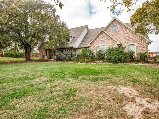 1024 Oak Hollow Lane, Combine, TX 75159 (MLS #14237591) :: The Kimberly Davis Group