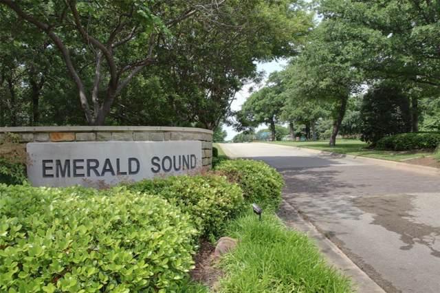 Lot109 Emerald Sound Boulevard, Oak Point, TX 75068 (MLS #14237593) :: Team Tiller
