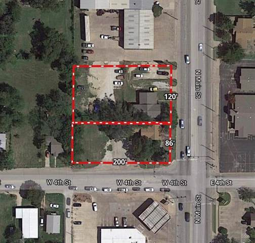 1305 N Main Street, Weatherford, TX 76086 (MLS #14237617) :: The Kimberly Davis Group