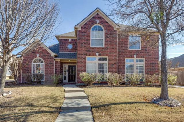 1615 Cat Mountain Trail, Keller, TX 76248 (MLS #14237620) :: Century 21 Judge Fite Company