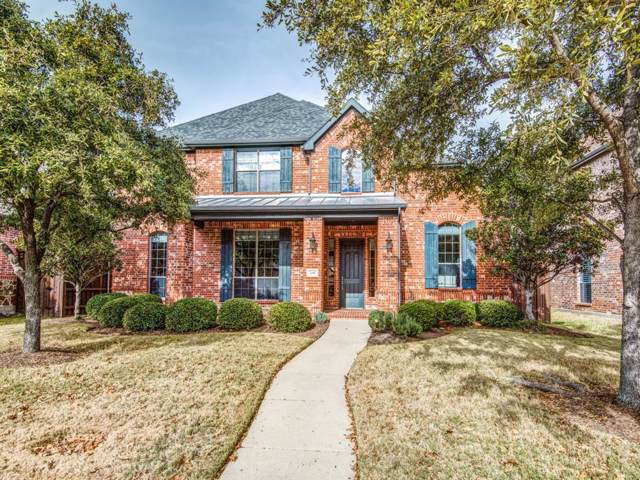 1346 Aubrey Lane, Frisco, TX 75033 (MLS #14237621) :: Team Tiller