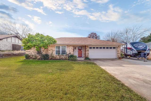 8516 Rockdale Drive, North Richland Hills, TX 76182 (MLS #14237626) :: RE/MAX Landmark