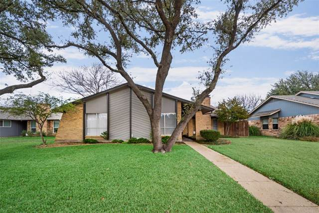 2105 Tulane Drive, Richardson, TX 75081 (MLS #14237644) :: Tenesha Lusk Realty Group