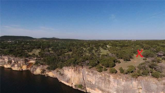 1020 Palomino Trail, Possum Kingdom Lake, TX 76449 (MLS #14237649) :: Baldree Home Team