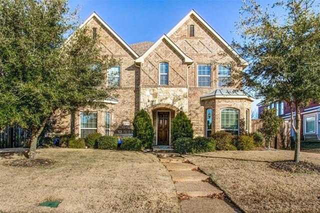 1725 Teakwood Drive, Wylie, TX 75098 (MLS #14237654) :: Tenesha Lusk Realty Group