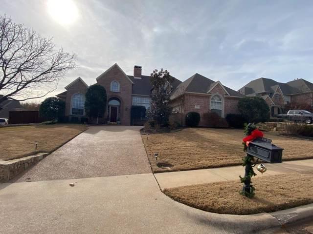 3609 Austin Court, Flower Mound, TX 75028 (MLS #14237655) :: Maegan Brest | Keller Williams Realty
