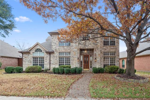2704 Barrington Drive, Plano, TX 75093 (MLS #14237659) :: NewHomePrograms.com LLC