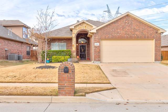 12841 Breckenridge Court, Fort Worth, TX 76177 (MLS #14237669) :: The Good Home Team