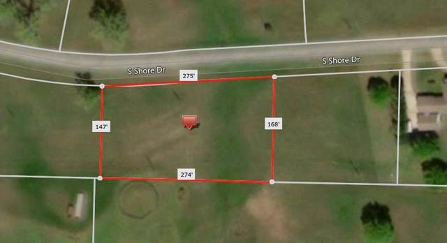 1410 S Shore Drive, Bonham, TX 75418 (MLS #14237671) :: Dwell Residential Realty