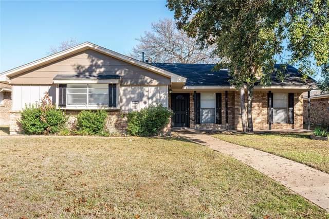 823 Granada Drive, Duncanville, TX 75116 (MLS #14237686) :: Ann Carr Real Estate