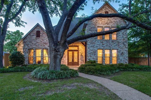 3645 Regent Drive, Dallas, TX 75229 (MLS #14237691) :: RE/MAX Town & Country