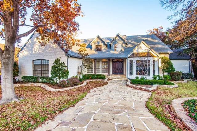 224 Steeplechase Drive, Irving, TX 75062 (MLS #14237693) :: Team Tiller